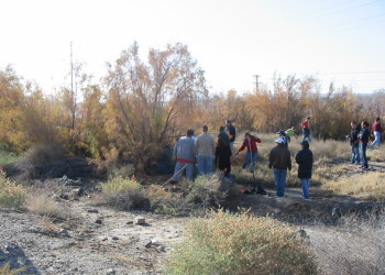 Volunteers are the backbone of Keystone Heritage Park and the El Paso Desert Botanical Gardens